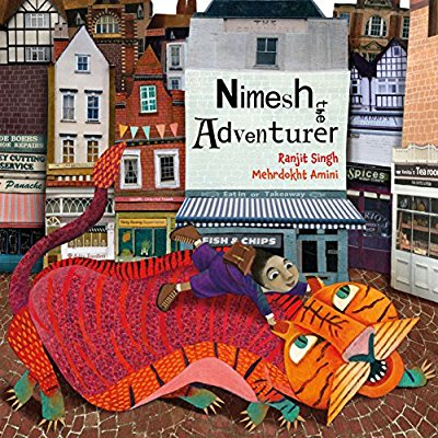Nimesh Adventures – Ranjit Singh and Mehrdokht Amini