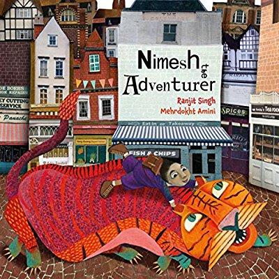 Nimesh Adventures – Ranjit Singh and Mehrdokht Amini