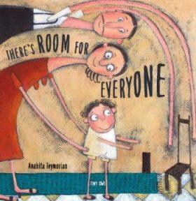 There's Room for Everyone – Anahita Teymorian