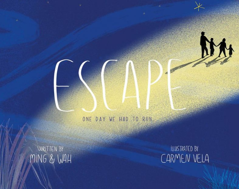 Escape: One day we had to run – Spotlight blog tour